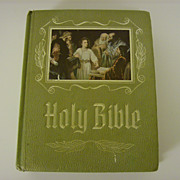 Heirloom Holy Bible 1964 Edition