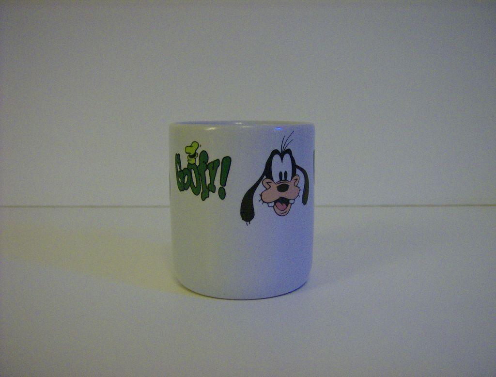 Walt Disney World  Goofy  Mini Mug  Souvenir