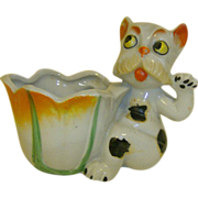 Bonzo the Dog Cache Pot Made in Japan