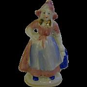 Dutch Woman Figurine