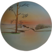 Meito China Plate