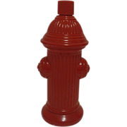 Avon Bottle Fire Hydrant 1975