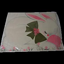 Hallmark Die Cut Bunny Package of 9