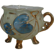 Bone China 4 Footed Demitasse Tea Cup
