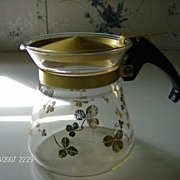 Pyrex 2 cup Coffee Server