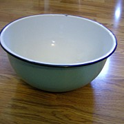 Granite ware Mixing Bowl Baby Blue