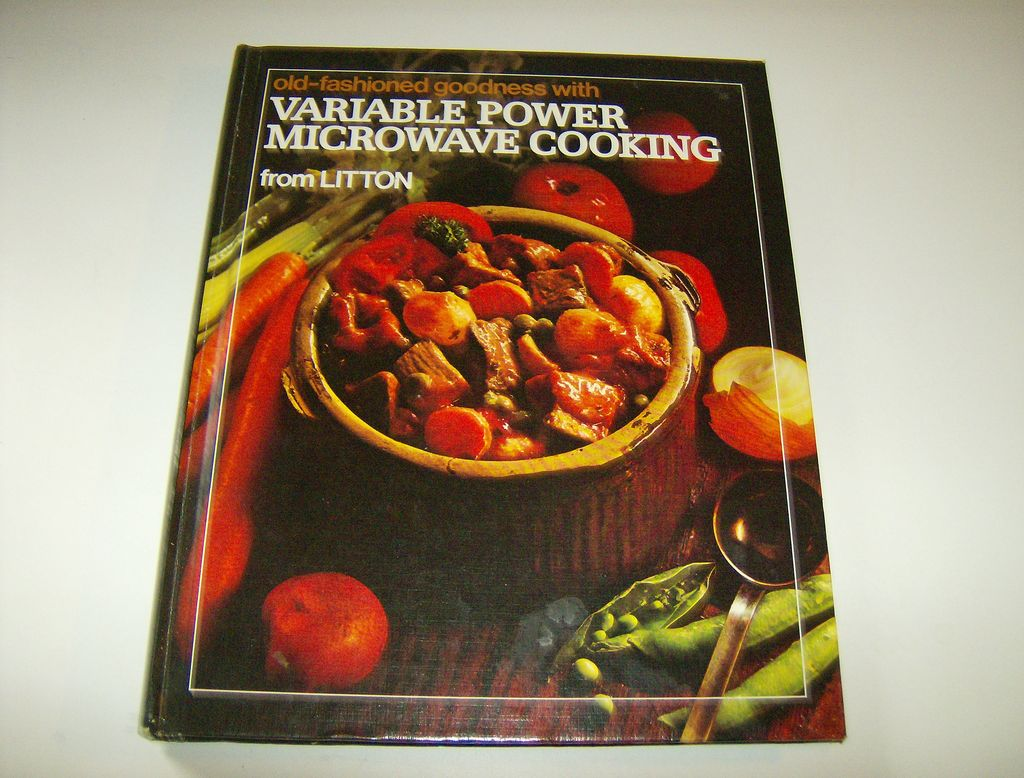 Old-Fashioned Goodness With Variable Power Microwave Cooking From Litton