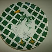 Dept 56 Treillage Cake Plate