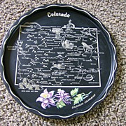 Souvenir State Tray - Colorado