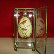Hand Painted Decorated Egg