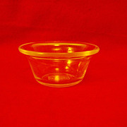 McKee Glass Co.  ~ Glasbake ~ Custard Cup