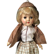"""Vintage 4 Piece Outfit for 15"""" Hard Plastic or Composition Doll"""