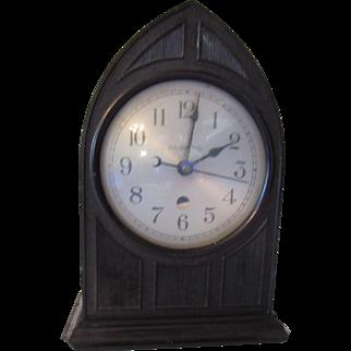 Hammond Electric Clock Gothic Style Bakelite Case Pre 1940 Non Working