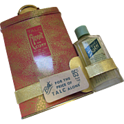 Coty Talc L'Aimant de Coty and Liquid Shakti Deodorant Package New Old Stock