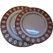 1974 Mikasa Westhampton Pattern 6 Piece Place Setting Dinner Plate, Dessert, Salad, Soup, Berry, Cup and Saucer