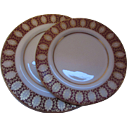 1974 Mikasa Westhampton 4 Piece Salad Plate China Table Ware