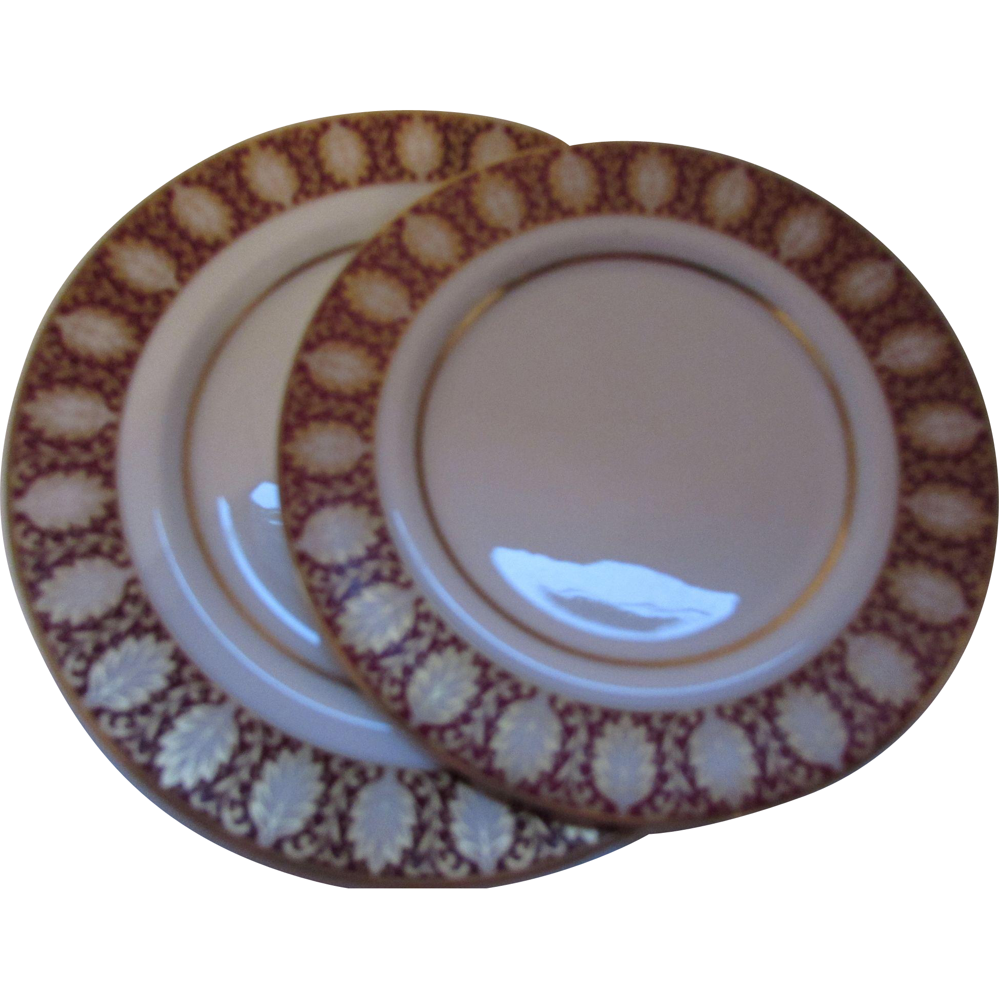 1974 Mikasa Westhampton 4 Piece Salad Plate China Table Ware
