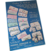 Everything for Needlecrafts Frederick Herrschiner Catalog 1950-1951