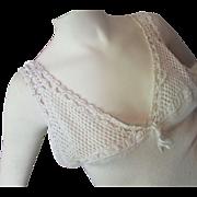 Farmhouse Style Ladies Union Suit Knit and Crochet 1920 1930