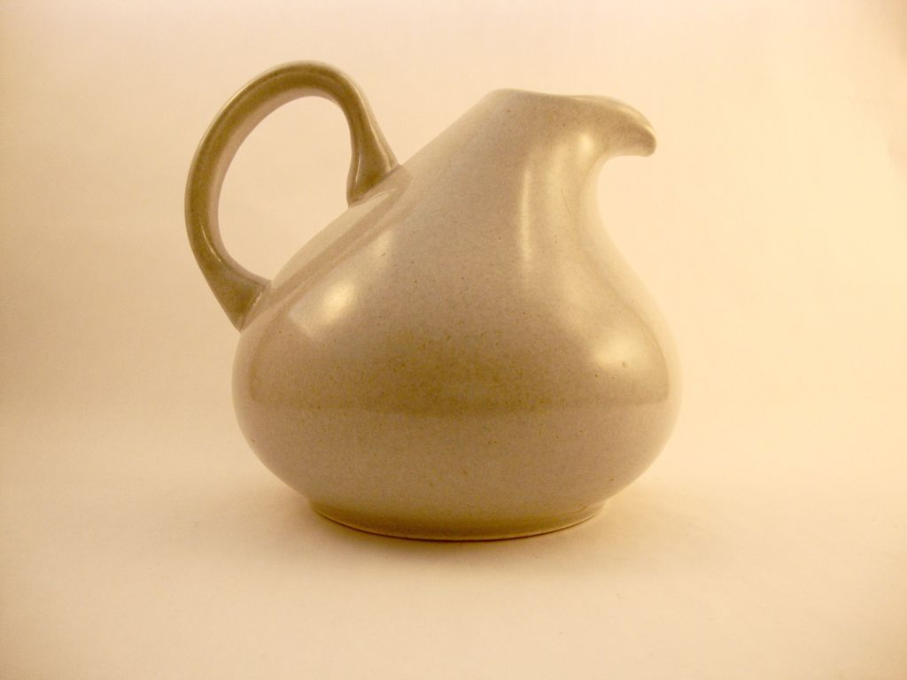 Russell wright american modern pitcher c1950 from mce on ruby lane - Russel wright pitcher ...