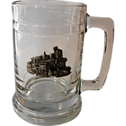 Frisco Train Steins, c1970