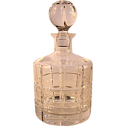 Faberge Metropolitan Crystal Decanter