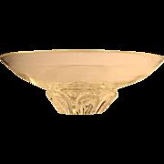 Steuben Coronet Centerpiece Bowl #8039