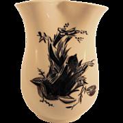 Royal Copenhagen Art Nouveau Vase, c1900