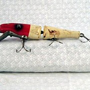 Paw Paw Jointed Pikie Lure