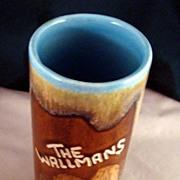 Dryden Pottery Tumbler