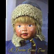 UFDC Souvenir Doll Reference Journal Kamkins Cloth Etc!