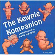 Doll Reference Book!  Theriault's The Kewpie Kompanion - Signed Cynthia Gaskill!