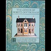 Doll Reference Book!  The Genius of Moritz Gottshalk - Dollhouses