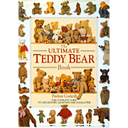 Doll Reference Book!  The Ultimate Teddy Bear Book! Pauline Cockrill