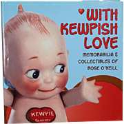 Doll Reference Book: Theriault's With Kewpish Love - Rose O'Neill Kewpie Memorabilia and Collectibles