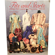 Doll Reference Book!  Theriault's Fits and Starts: Antique Doll Costumes and Accessories 1850-1925