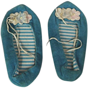 Vintage Chatty Cathy Doll Shoes