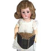 Antique 1843 Mini Presbyterian Psalms Hymns Book Bible! Great Doll Size!