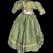 "HTF! 1952 Nancy Ann Style Show Doll - Original Factory Dress!  #1504 ""Lilac Time"""