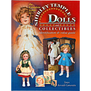 Fabulous Doll Book!  Shirley Temple Dolls Collectibles Guide!