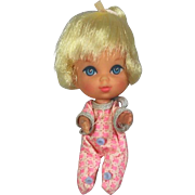 Darling Vintage Mattel Little Kiddles Liddle Diddle Baby Doll!