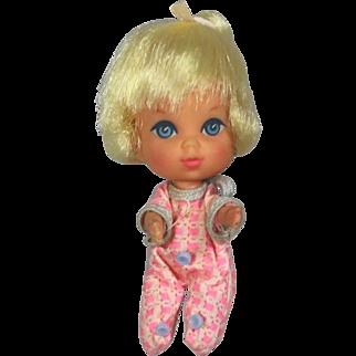 Darling Vintage Mattel Little Kiddles Liddle Diddle Baby Doll!