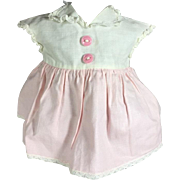 Vintage Tiny Tears Doll Original Dress - American Character