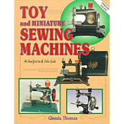 Reference Book!  Toy &  Miniature Sewing Machines! Antique & Vintage