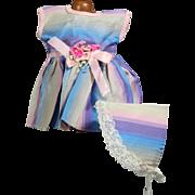 1950s Vintage Factory Doll Outfit - Arranbee Littlest Angel & Nancy Ann Debbie Size!