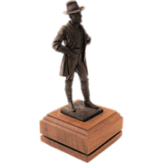 Bronze Statue Gen. Ulysses S Grant by Albert Petitto