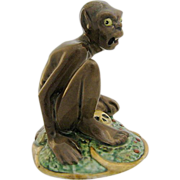 Royal Doulton Gollum Figurine Lord of the Rings Middle Earth Series - Red Tag Sale Item