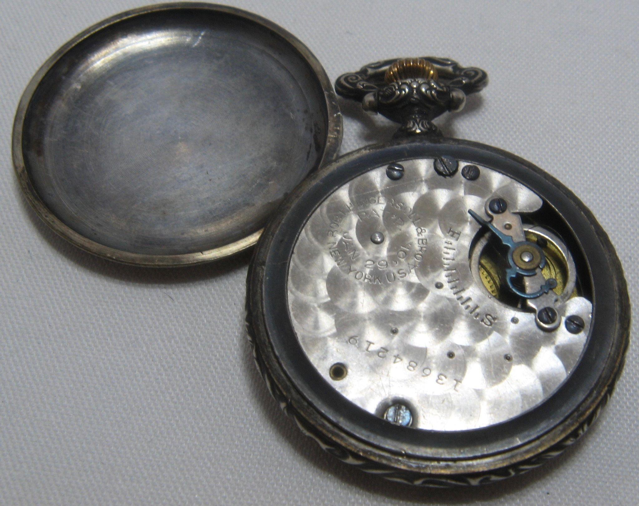 Ingersoll midget pocket watch