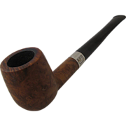 1977 Petersen Sterling Band Burl S Pipe K&P Ireland