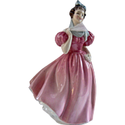 Vintage Royal Doulton Figurine Camellia HN 2222